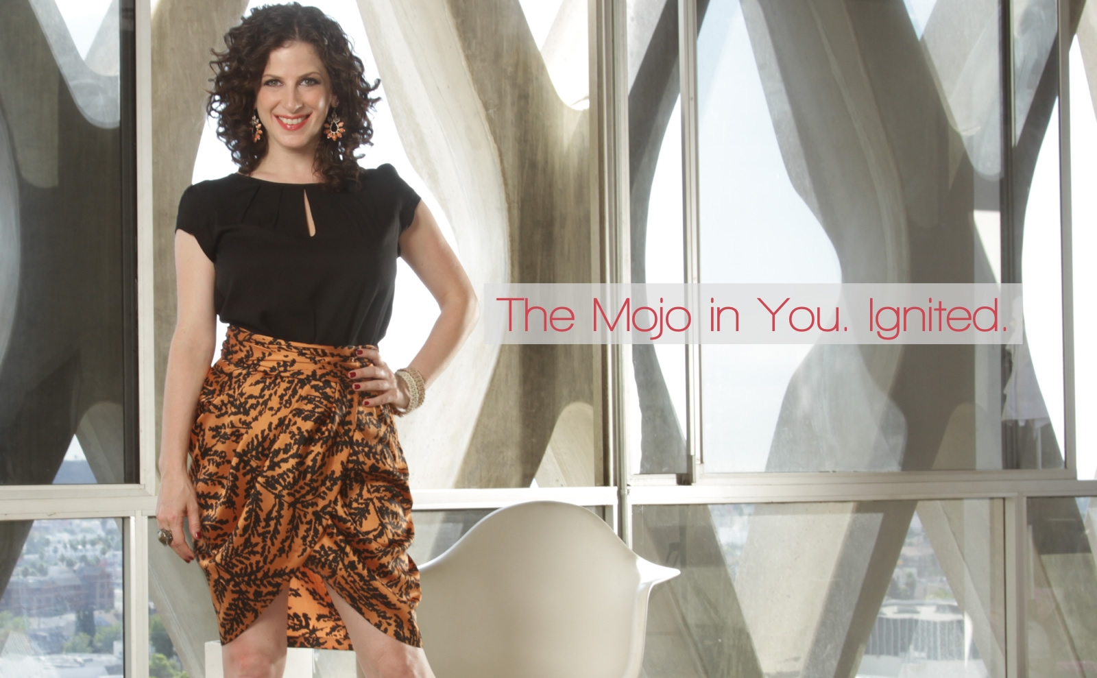 Deborah Kagan. The Mojo in You. Ignited.
